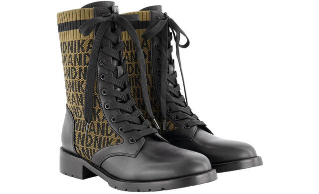 Nik&nik Veterboots - Brandy Jaquard Boots - Nik&nik