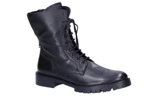 Hip Style Laarzen - D1973 Zwart - Hip Donna