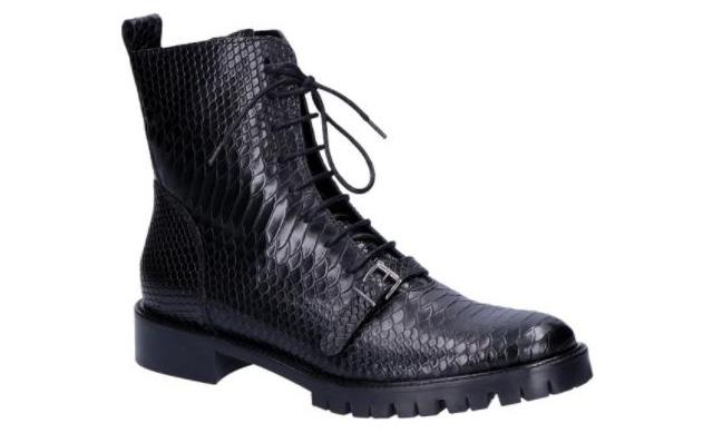 Hip Style Laarzen - D1979 Zwart - Hip Donna