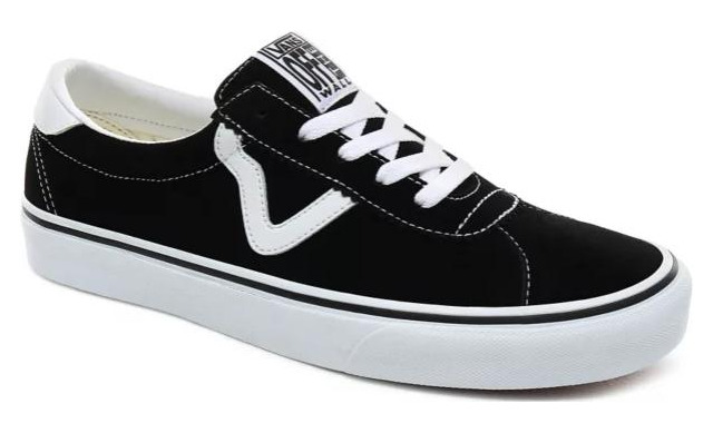 Vans Sport Suede - Black - Vans