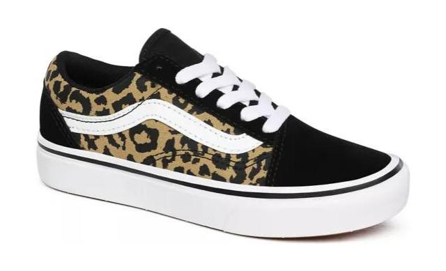 Vans Comfy Cush - Old Skool Leopard - Vans