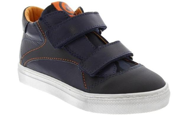 Bana & Co Klittenband Sneaker - 20232546 Jongens - Bana & Co