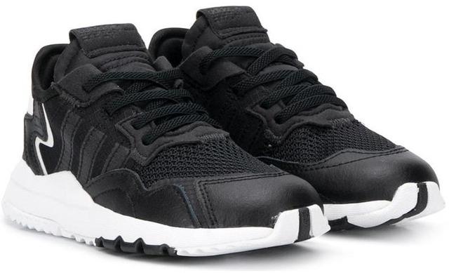 Adidas Nite Jogger El - Zwart Jongens El - Adidas Originals