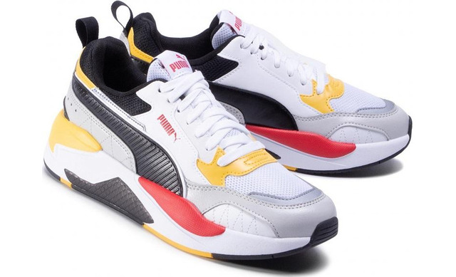 X-ray 2 - Square White Lemon - Puma