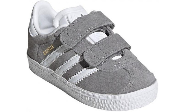 Adidas Gazelle - Grijs Unisex Cf - Adidas Originals