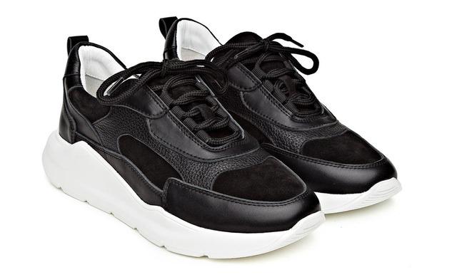 H32 Coco Droppino - Sneaker Zwart Dames - H32