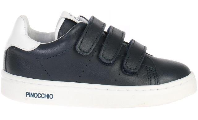 Pinocchio Sneakers - P1778 Blauw Jongens - Pinocchio By Hip