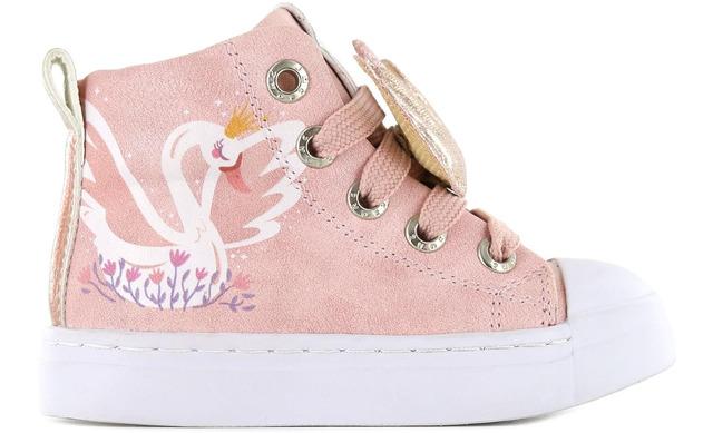 Shoesme Sneakers - Sh21s006-b Roze Zwaan Meisjes - Shoesme