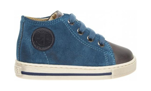 Falcotto Veterschoenen - Magic Blauw Jongens - Falcotto By Naturino