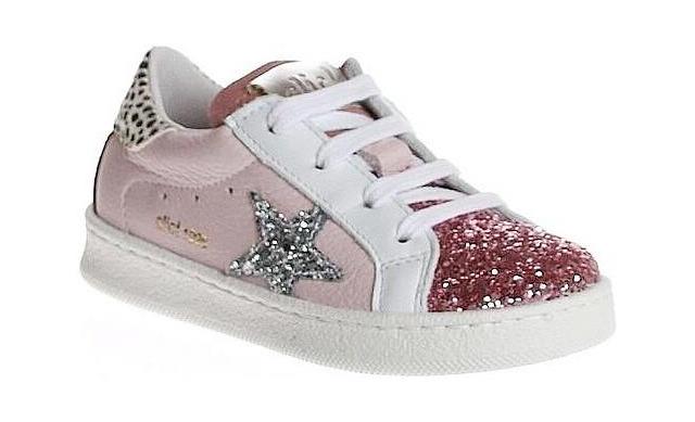Clic Sneakers - 20305 Top Glitter Meisjes - Clic!