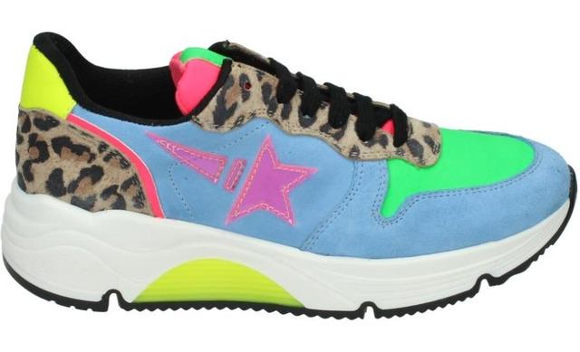 Clic Sneakers - Cl-20337 Meisjes - Clic!