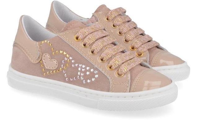 Bana & Co Sneakers - 21132081 Roze Meisjes - Bana & Co
