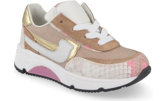 Rondinella Sneaker - 11713ad Beige Meisjes - Rondinella