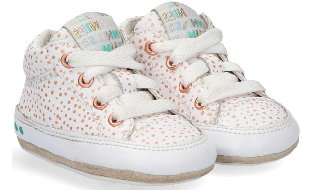 Bunnies Jr Baby Sneakers - Zukke Zacht Meisjes - Bunnies Jr.