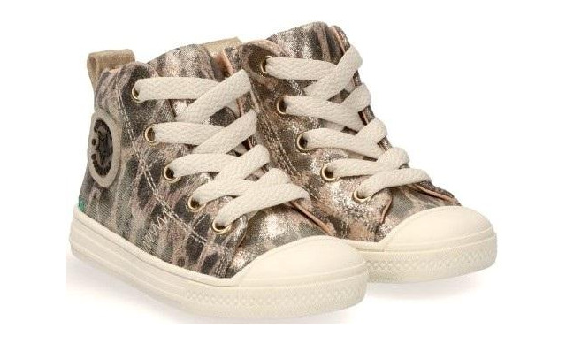 Bunnies Jr Frans Ferm - Sneaker Hi Meisjes - Bunnies Jr.