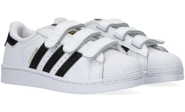 Adidas Sneakers - Superstar Velcro Jr - Adidas Originals
