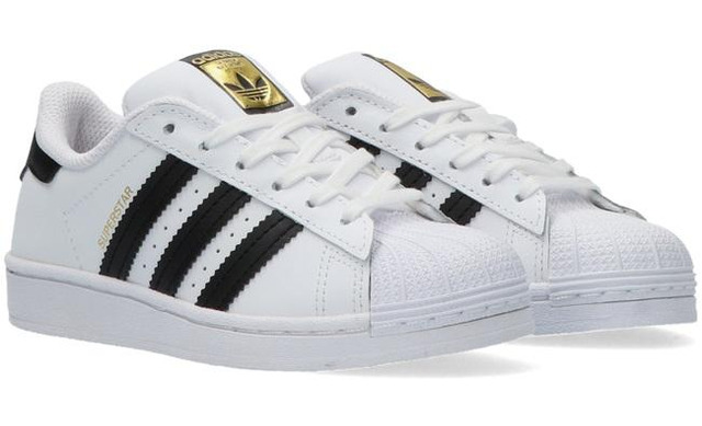 Adidas Sneakers - Superstar Wit-zwart - Adidas Originals