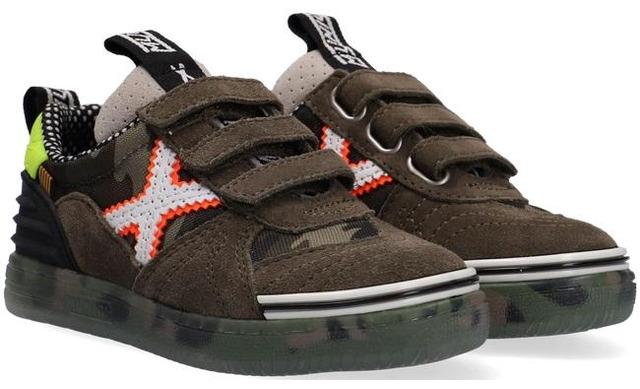 Munich Sneakers - G3 Kid Velcro Jongens - Munich