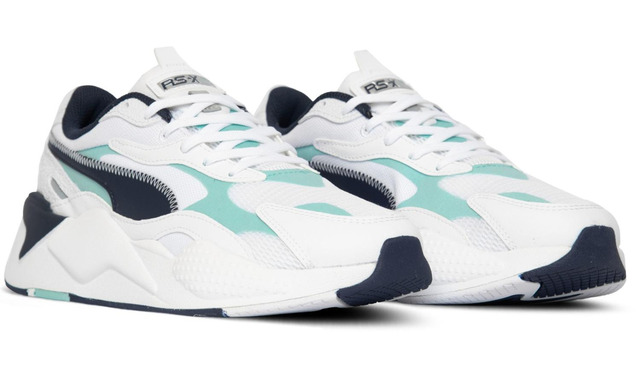 Puma Rsx3 Hard Drive - White-angel Blue Uni - Puma