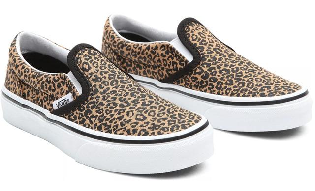 Vans Classic Slip On - Leopard Meisjes - Vans