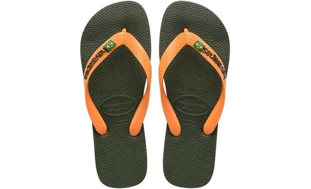 Havaianas Slippers - Brasil Logo - Havaianas