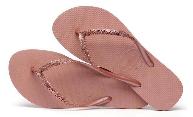 Havianas Slippers - Slim Glitter 2 - Havaianas