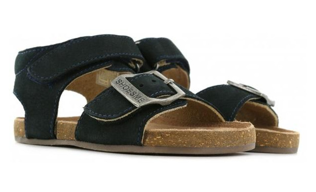 Shoesme Sandalen - Ic21s001 Blauw Jongens - Shoesme