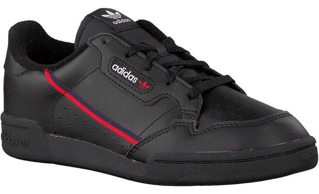 Adidas Continental 80 - Black Sneaker - Adidas Originals