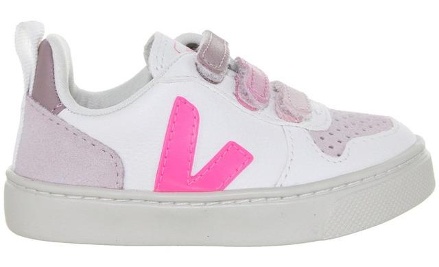 Veja V-10 Kid Velcro - Small Sneaker - Veja