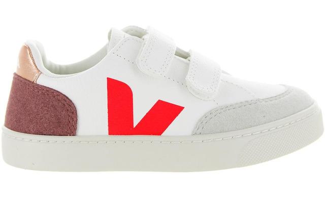 Veja V-12 Kid Sneaker - Small Multi Dried - Veja
