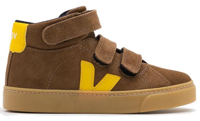Veja V-10 Mid Sneaker - Brown - Tonic - Veja