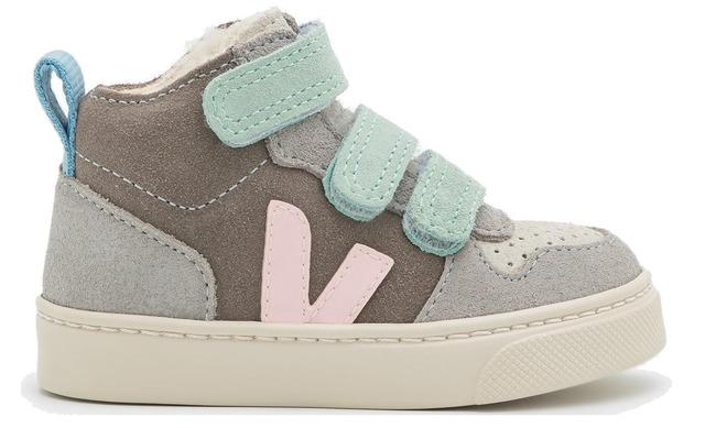 Veja V-10 Mid Sneaker - Multico Moonrock - Veja