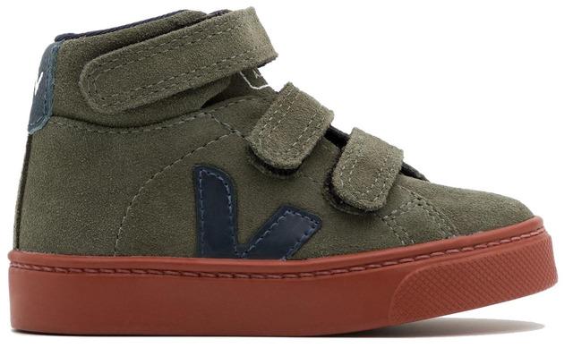 Veja V-10 Mid Sneaker - Mud-nautico-rust - Veja