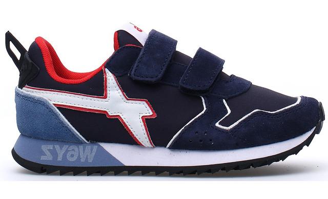 W6yz Jet-vl Klittenband - Sneaker Jongens - W6yz