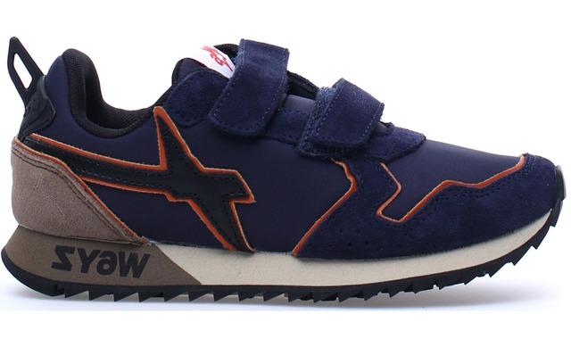W6yz Jet-vl Klittenband - Sneaker Jongenstabacco - W6yz