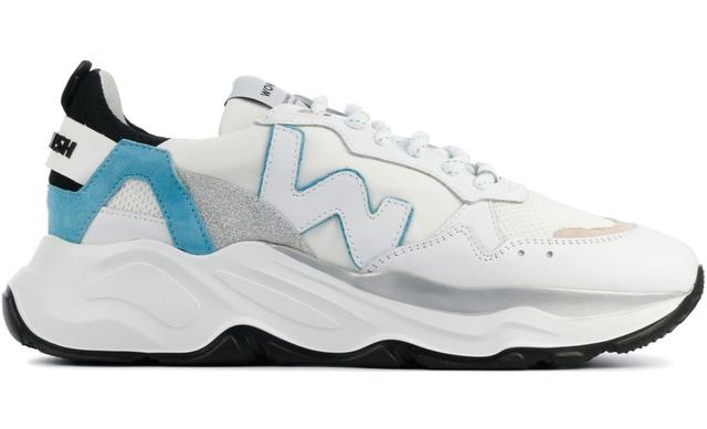 Womsh Sneaker - Futura White Multi4 - Womsh