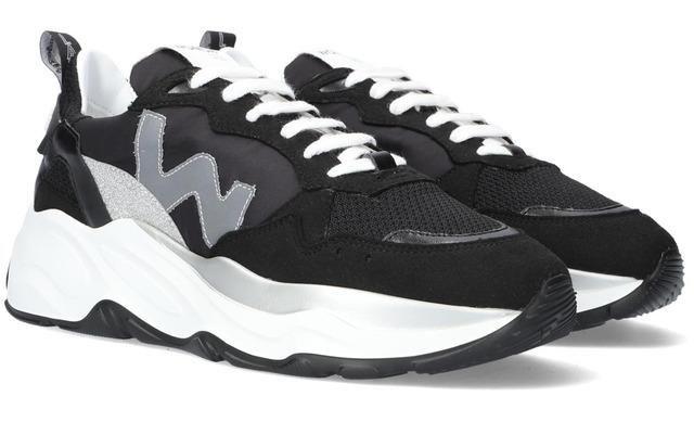 Womsh Vegan Sneakers - Futura Glitter - Womsh
