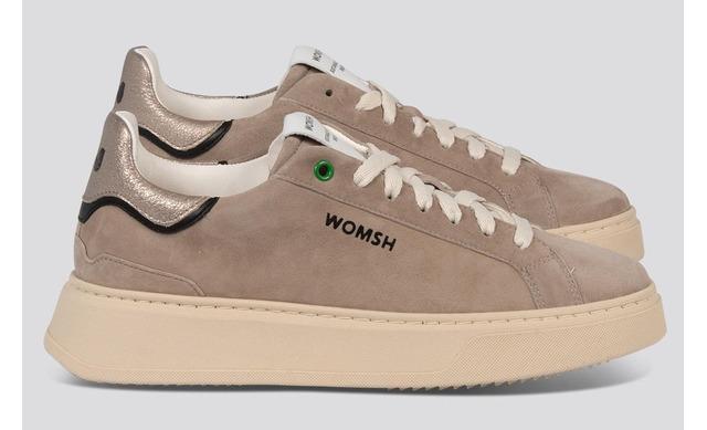 Womsh Vegan Sneakers - Snik Ivory Sand - Womsh