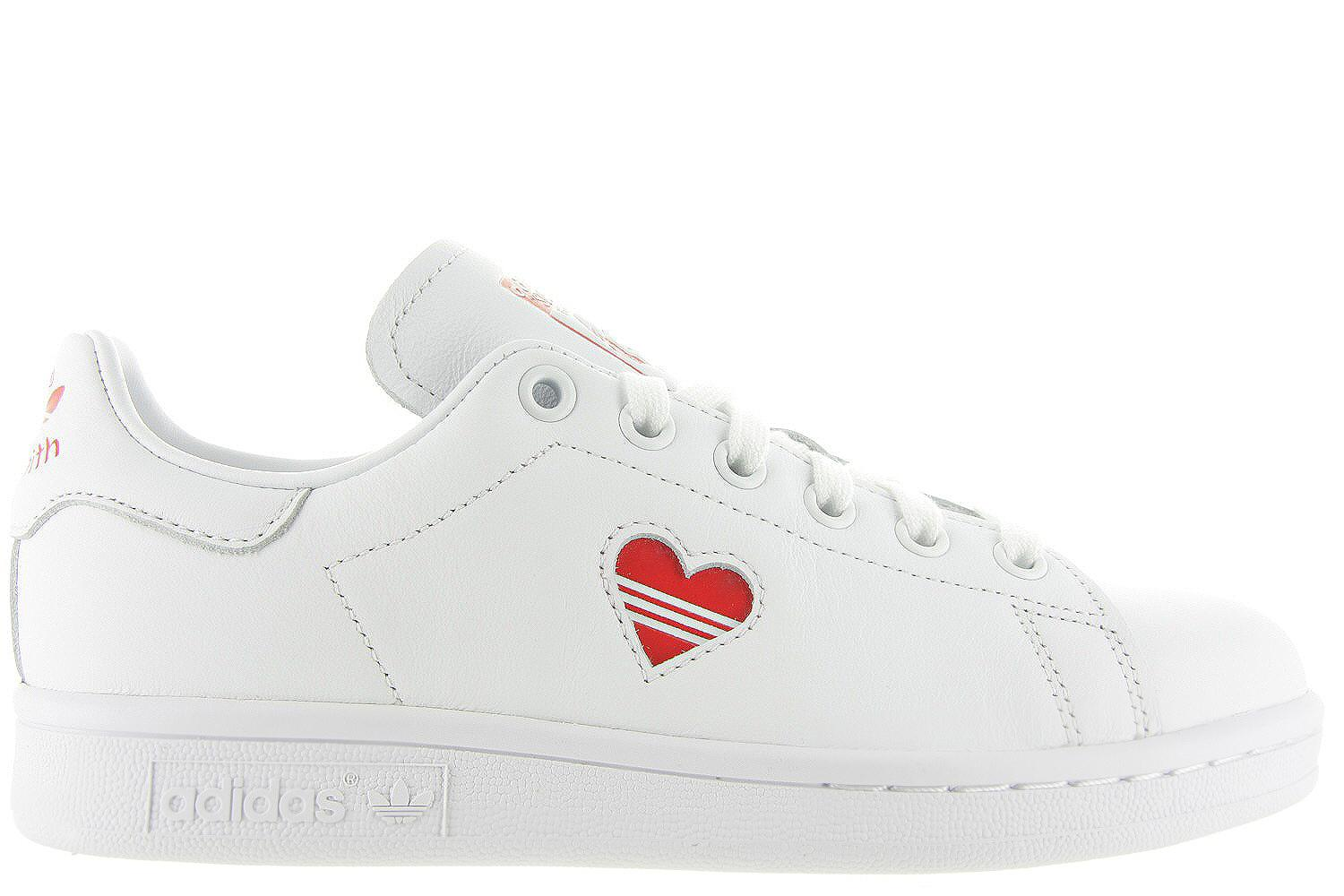 Adidas Sneakers - Stan Smith Valentijn Dames - Adidas Originals  Damesschoenen