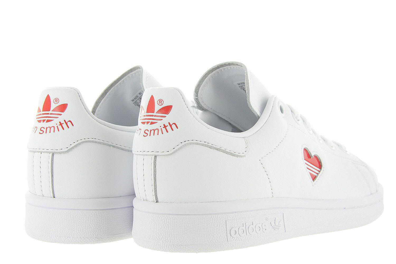 Adidas Sneakers Stan Smith Valentijn Dames Adidas Originals Damesschoenen