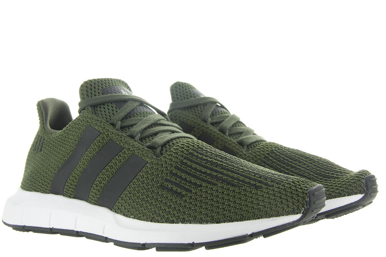610f9ded407ee Kinderschoenen Adidas Sneakers Groen - Swift Run Groen Jongens ...