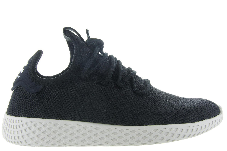 Adidas Sneakers - Pw Tennis Hu Zwart Uni - Adidas Originals Kinderschoenen