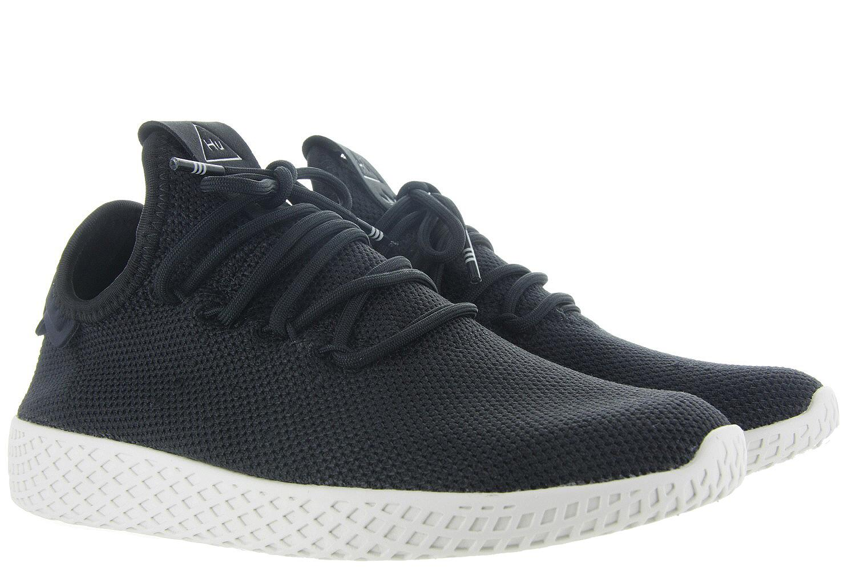2df264874cf Kinderschoenen Adidas Sneakers - Pw Tennis Hu Zwart Uni - Adidas ...