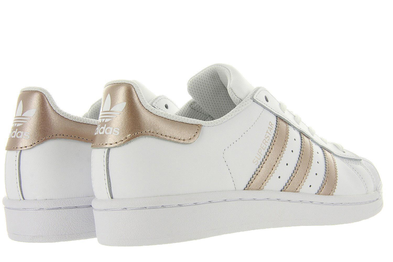 adidas schoenen superstar goud