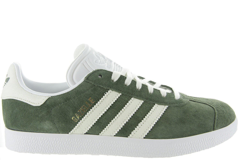 ff29b1b42ac Damesschoenen Adidas Sneakers - Gazelle Cg6062 Groen Unisex - Adidas  Originals groen | Maxime Schoenen