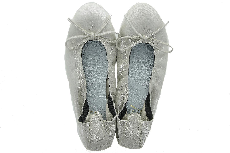 Ballerina Schoenen Kinderschoenen.Kinderschoenen Beige Clic Ballerina 7290 Meisjes Clic Maxime