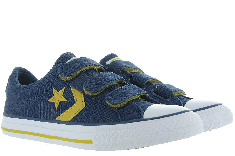5b4f0db8af7 Kinderschoenen Blauwe All Star Klittenband - Star Player 660035 ...