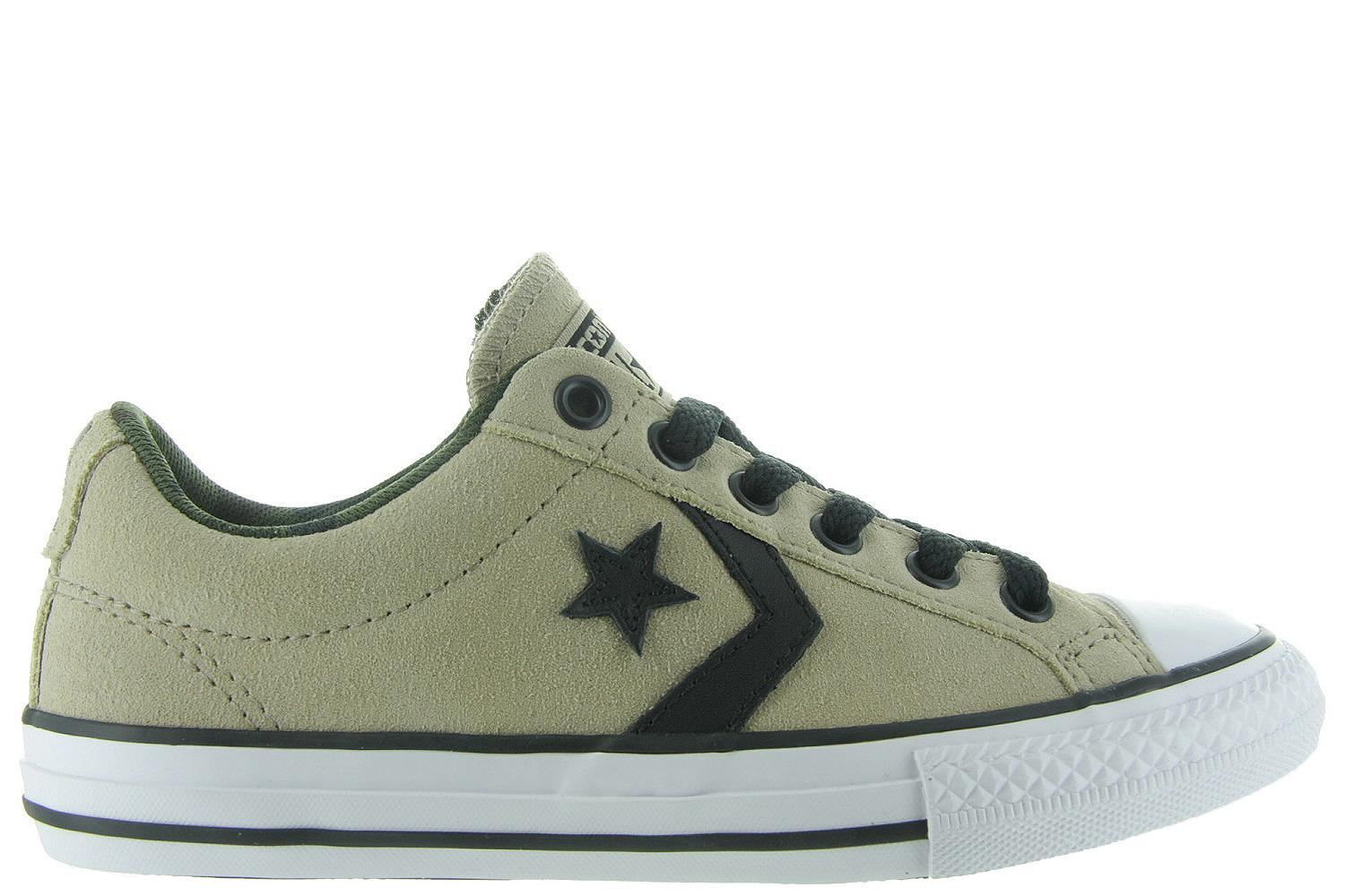 Beige All Star Sneakers Star Player 660002 Jongens Converse Kinderschoenen