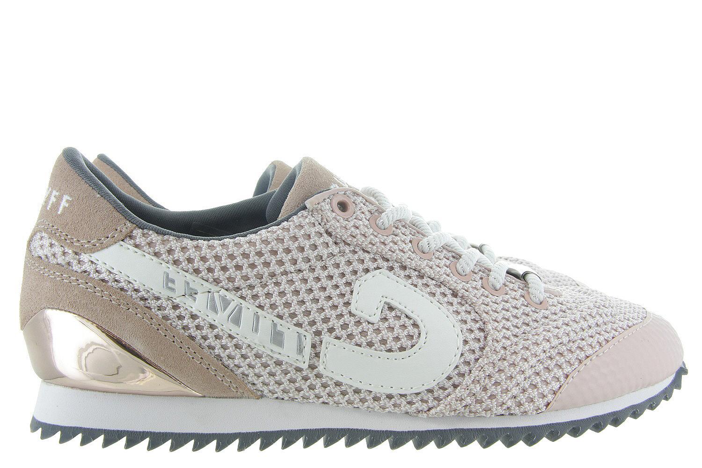 Beige Sneakers Revolt Soft Skin Dames Cruyff Classics Damesschoenen