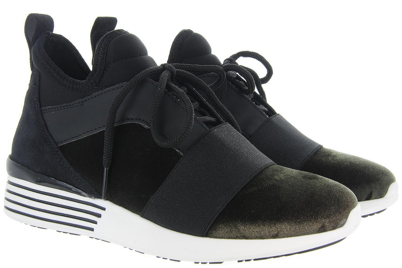 3f17b6a9ecd Damesschoenen Hip Donna Sneakers - D1491 Groen Dames - Hip-donna ...